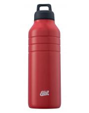 Wytrzymała butelka na wodę Majoris Drinking Bottle Esbit Red 1000 ml
