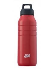 Wytrzymała butelka na wodę Majoris Drinking Bottle Esbit Red 680 ml
