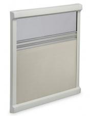 Roleta okienna kasetowa z moskitierą DB1R 510x580 Dometic Waeco