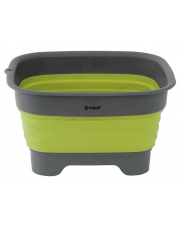 Miska do mycia naczyń Collaps Wash Bowl w/drain lime green Outwell