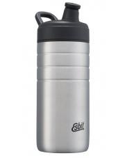 Butelka sportowa Majoris Sports Drinking Bottle 600ml steel Esbit