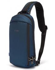 Antykradzieżowy plecak na jedno ramię Vibe 325 Econyl Ocean Pacsafe
