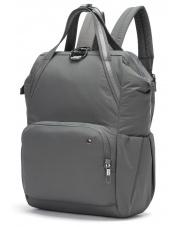 Damski plecak antykradzieżowy Citysafe CX Backpack Econyl Storm Pacsafe
