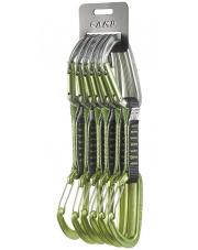 Zestaw ekspresów wspinaczkowych Orbit Mixed Express 11 cm CAMP srebrno zielony