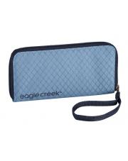 Portfel antykradzieżowy RFID Blocker Wristlet Wallet Blue Eagle Creek