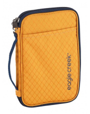 Porfel antykradzieżowy RFID Travel Zip Organizer Yellow Eagle Creek