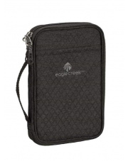 Porfel antykradzieżowy RFID Travel Zip Organizer Black Eagle Creek