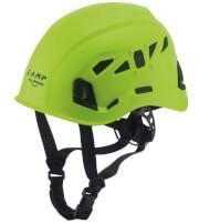 Kask przemysłowy Ares Air CAMP zielony