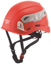 Kask przemysłowy Ares Air Pro CAMP czerwony