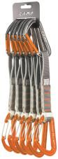 Zestaw ekspresów wspinaczkowych Photon Mixed Express KS 18 cm CAMP orange