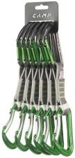 Zestaw ekspresów wspinaczkowych Photon SET 6szt Express KS 11cm CAMP