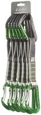 Zestaw ekspresów wspinaczkowych Photon SET 6szt Express KS 18cm CAMP