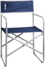 Kempingowe krzesło składane Django Brunner niebieskie