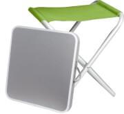 Stołek i stolik 2w1 Hoggy Set Brunner zielony