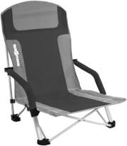 Krzesło plażowe Bula Brunner szare
