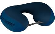 Dmuchana poduszka podróżna rogal Aeros Pillow Premium Traveller Sea to Summit niebieska