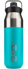 Butelka turystyczna Vacuum Insulated Stainless Sip 1l 360 Degrees błękitna