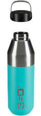 Butelka termiczna Vacuum Insulated Stainless Narrow Mouth Bottle 0,75l 360 Degrees błękitna