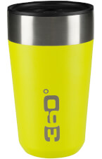 Kubek termiczny Vacuum Insulated Stainless Travel Mug 475 ml 360 Degrees limonkowy