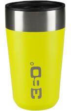 Kubek termiczny Vacuum Insulated Stainless Travel Mug 355 ml 360 Degrees limonkowy
