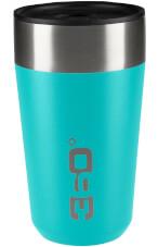 Kubek termiczny Vacuum Insulated Stainless Travel Mug 355 ml 360 Degrees błękitny