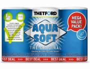 Papier toaletowy do toalet turystycznych Aqua Soft Thetford 6 rolek