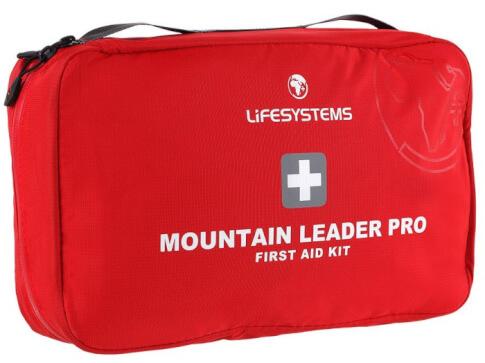 Apteczka w góry Mountain Leader Pro First Aid Kit Lifesystems 87 części