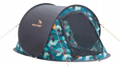 Namiot turystyczny Easy Camp ANTIC GRAPHIC 2os samorozkładający