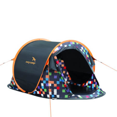 Namiot turystyczny Easy Camp ANTIC PIXEL 2os. samorozkładający
