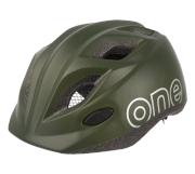 Kask rowerowy dziecięcy ONE Plus Olive Green Bobike