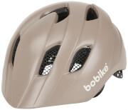 Kask rowerowy dziecięcy Exclusive Plus Toffee Brown Bobike