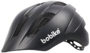 Kask rowerowy dziecięcy Exclusive Plus Urban Grey Bobike