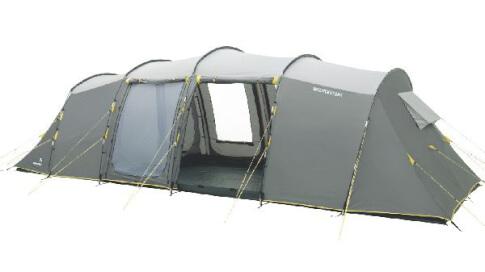 Namiot rodzinny dla 8 osób Wilmington Twin 800 Easy Camp