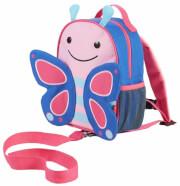 Plecak dziecięcy ze smyczą Baby Zoo Motyl Skip Hop