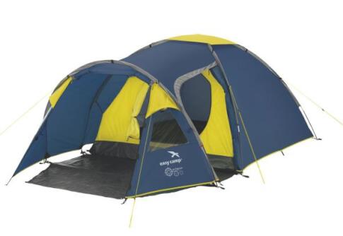 Namiot turystyczny dla 3 osób Eclipse 300 Blue/Yellow Easy Camp
