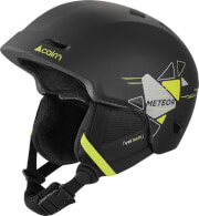 Lekki kask narciarski Meteor 139 Cairn czarny