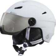 Kask narciarski z szybą Electron Visor CAT1 001 Cairn biały