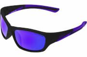 Okulary przeciwsłoneczne Ride Mat Black Purple Cairn
