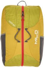 Plecak na linę KOOX 40 lime green deep red Milo