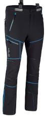 Męskie spodnie skiturowe Lahore pants czarne Milo