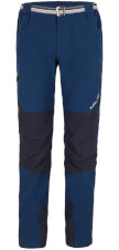 Spodnie trekkingowe Tacul Milo blue night / black grey zips
