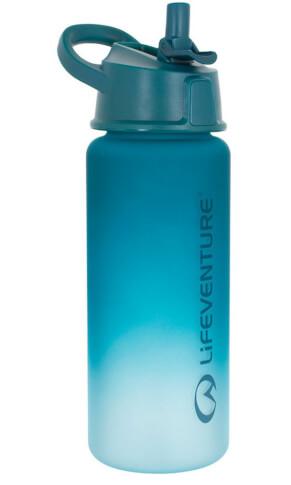 Turystyczna butelka Flip-Top Water Bottle 750ml Teal Lifeventure