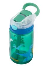 Bidon dla dzieci Gizmo Flip 420 ml Jungle Green Dino Contigo