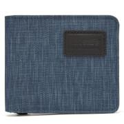 Portfel antykradzieżowy z systemem RFIDsafe bifold wallet- Dark Denim PacSafe