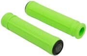 Chwyty kierownicy Author Silicone 130mm zielone