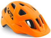 Kask rowerowy Echo MIPS pomarańczowy matowy Met