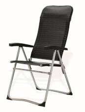 Krzesło turystyczne Zenith czarne Westfield