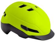 Kask na rower elektryczny Grancorso żółty Met