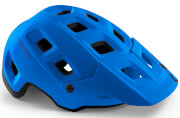 Kask MTB Terranova niebieski Met