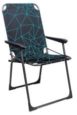 Krzesło składane Fusina Blue Portal Outdoor